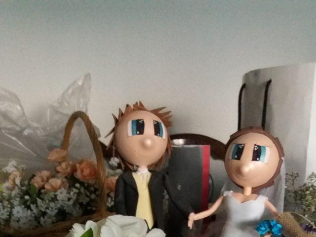 La boda de Eduardo y Cristina en La Torre De Esteban Hambran, Toledo 2
