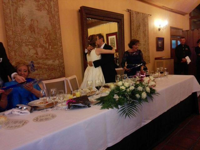 La boda de Eduardo y Cristina en La Torre De Esteban Hambran, Toledo 4
