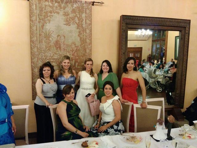 La boda de Eduardo y Cristina en La Torre De Esteban Hambran, Toledo 5