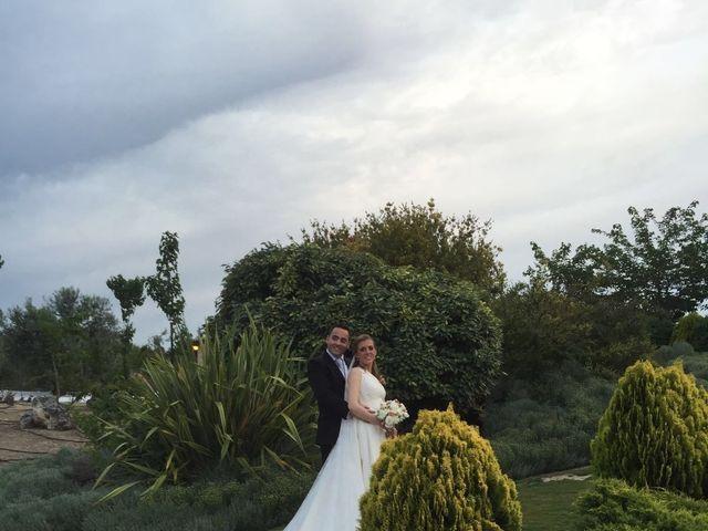 La boda de Eduardo y Cristina en La Torre De Esteban Hambran, Toledo 6
