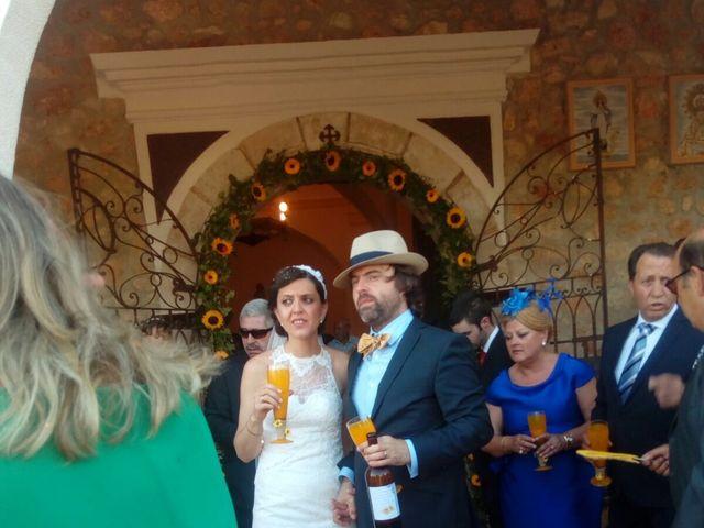 La boda de Miguel Ángel  y María del Pilar en Villamayor De Santiago, Cuenca 1
