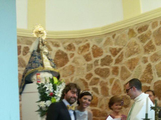 La boda de Miguel Ángel  y María del Pilar en Villamayor De Santiago, Cuenca 18