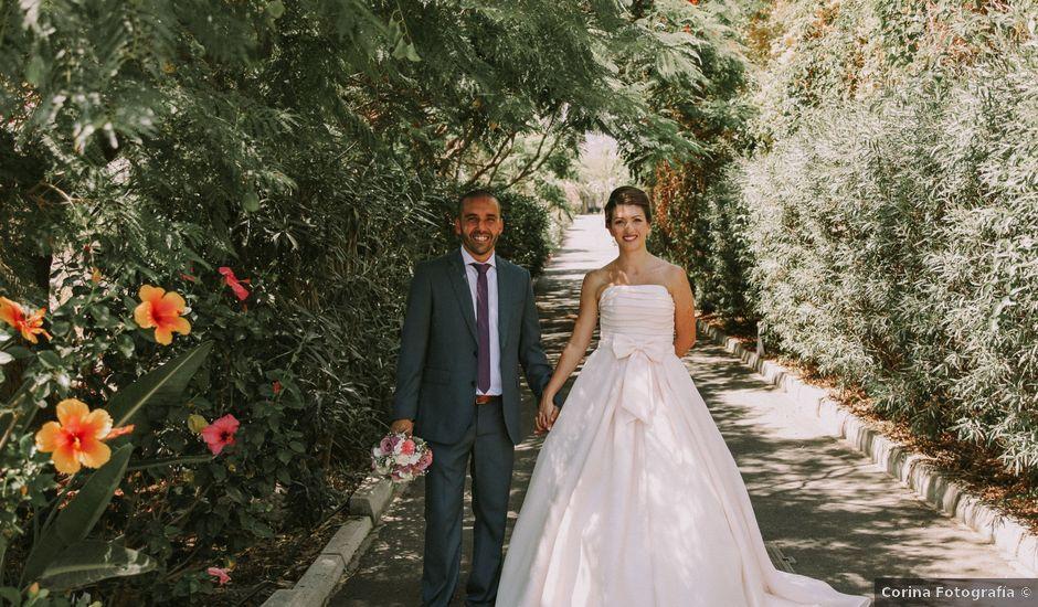 La boda de Goyo y Ana en Guimar, Santa Cruz de Tenerife