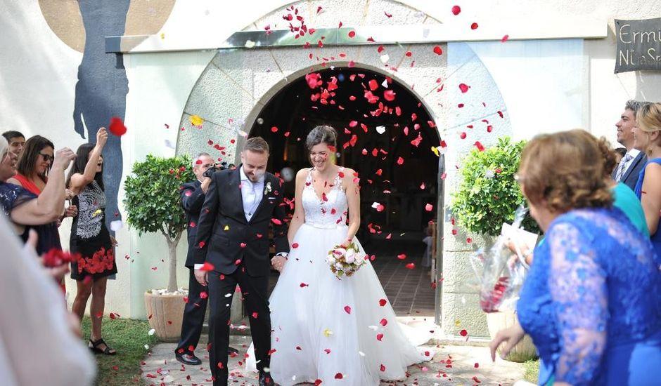 La boda de Jesús y Rosa en Sant Vicenç De Montalt, Barcelona