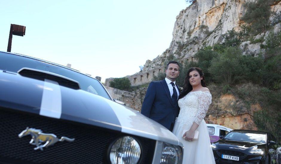 La boda de Pedro y Buby en Xàtiva, Valencia