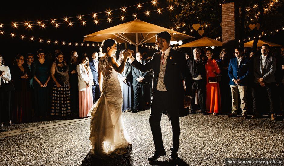 La boda de Álex y Azahara en Vilanova Del Valles, Barcelona