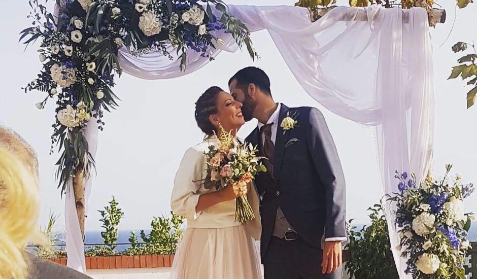 La boda de David  y Elga en Calella, Barcelona