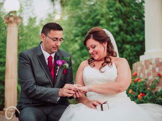 La boda de Sandra y José Enrique