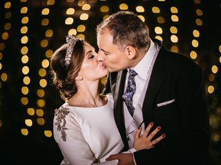 La boda de Mª Ángeles y Pablo