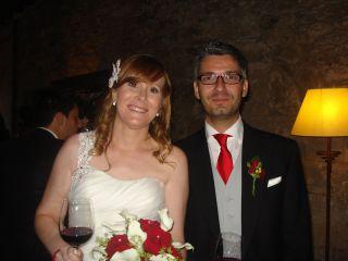 La boda de Juan y Noemí