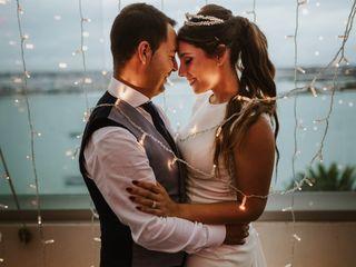 La boda de Rocío y Fran