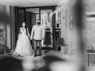La boda de Erlane y Borja 1