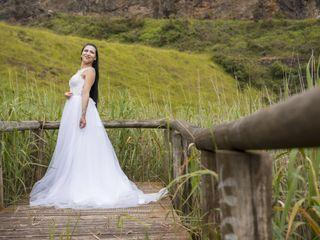 La boda de Erlane y Borja