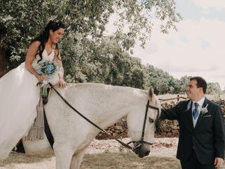 La boda de Sandra y Imanol