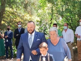 La boda de Virginia  y Rafael 2