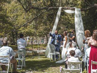 La boda de Virginia  y Rafael