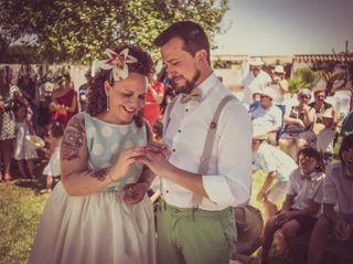 La boda de Angie y Antonio