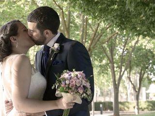 La boda de Hermi y Manu