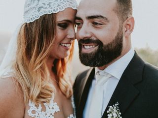 La boda de Samira y Wael