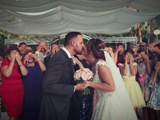 La boda de Estefania y Daniel 2