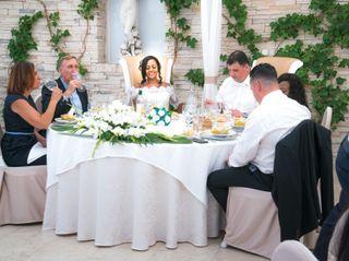 La boda de Mary y Lionel 1