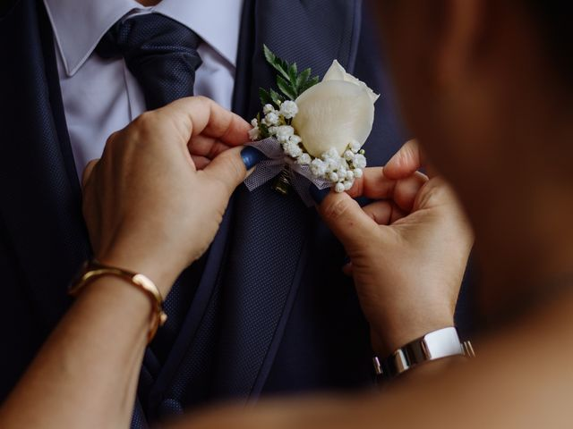 La boda de Carlos y Irene en Cervello, Barcelona 15
