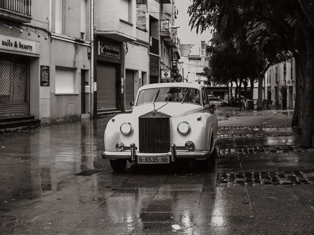 La boda de Carlos y Irene en Cervello, Barcelona 19