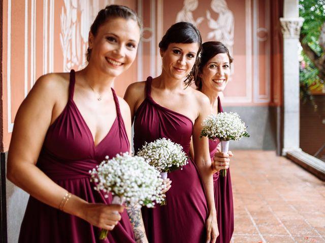 La boda de Carlos y Irene en Cervello, Barcelona 20