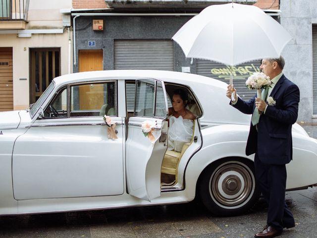 La boda de Carlos y Irene en Cervello, Barcelona 21