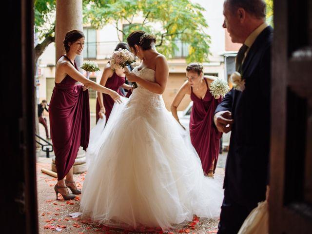 La boda de Carlos y Irene en Cervello, Barcelona 22