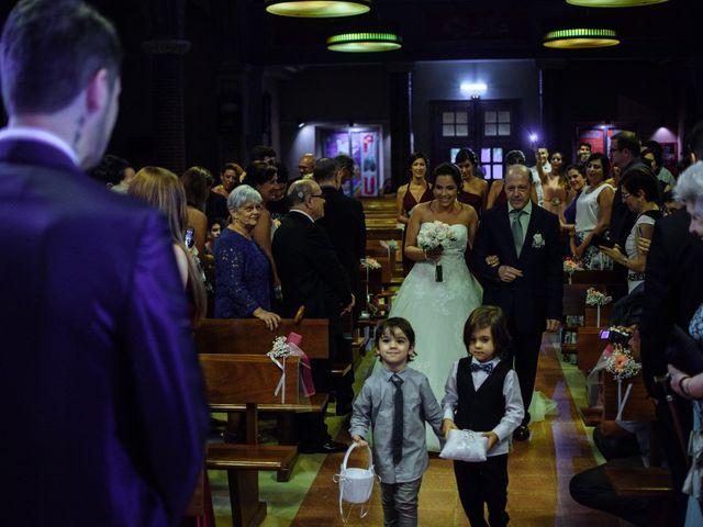 La boda de Carlos y Irene en Cervello, Barcelona 23