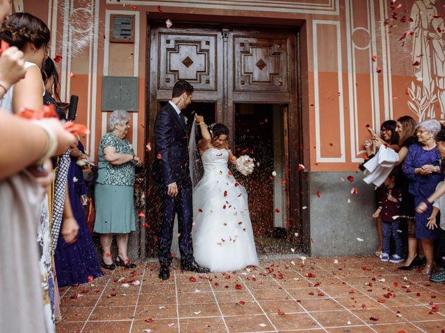 La boda de Carlos y Irene en Cervello, Barcelona 36