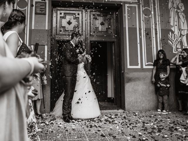 La boda de Carlos y Irene en Cervello, Barcelona 38