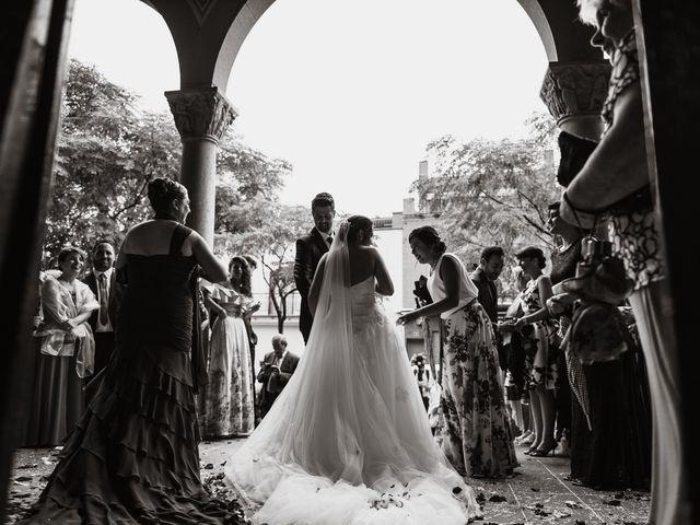 La boda de Carlos y Irene en Cervello, Barcelona 42