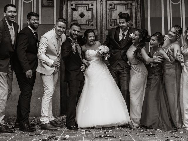 La boda de Carlos y Irene en Cervello, Barcelona 47