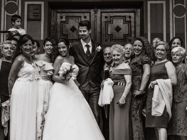 La boda de Carlos y Irene en Cervello, Barcelona 48