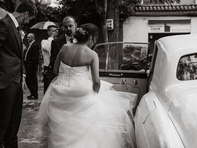 La boda de Carlos y Irene en Cervello, Barcelona 49