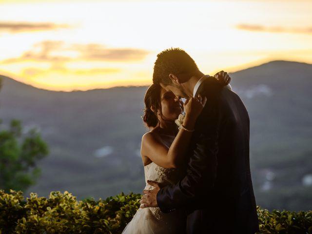 La boda de Carlos y Irene en Cervello, Barcelona 59