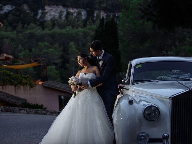 La boda de Carlos y Irene en Cervello, Barcelona 60