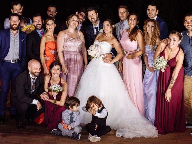 La boda de Carlos y Irene en Cervello, Barcelona 72