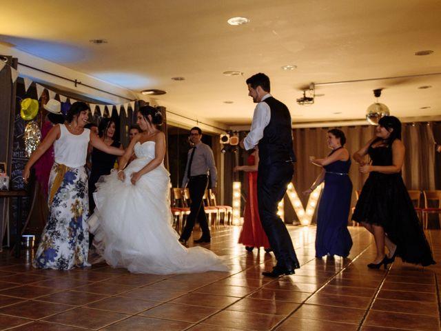 La boda de Carlos y Irene en Cervello, Barcelona 101
