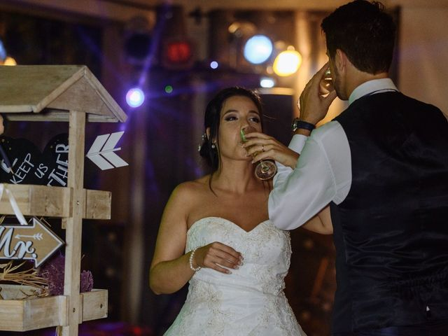 La boda de Carlos y Irene en Cervello, Barcelona 104