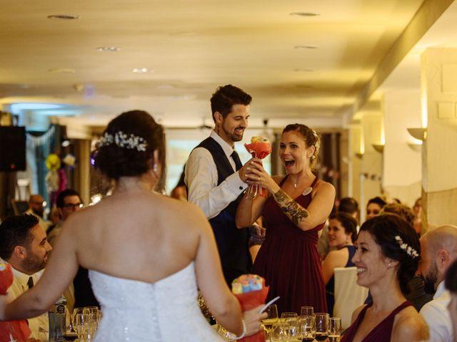 La boda de Carlos y Irene en Cervello, Barcelona 109