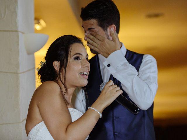 La boda de Carlos y Irene en Cervello, Barcelona 111