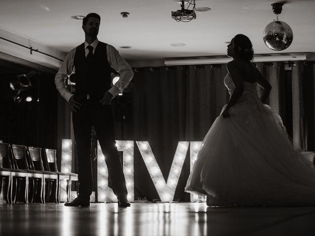 La boda de Carlos y Irene en Cervello, Barcelona 114