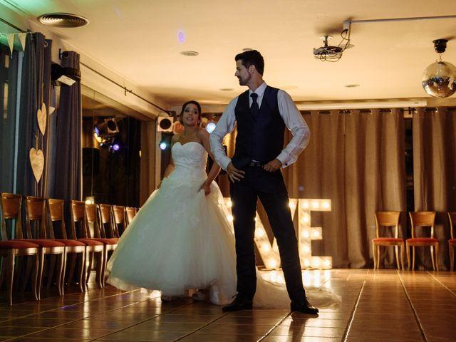 La boda de Carlos y Irene en Cervello, Barcelona 116