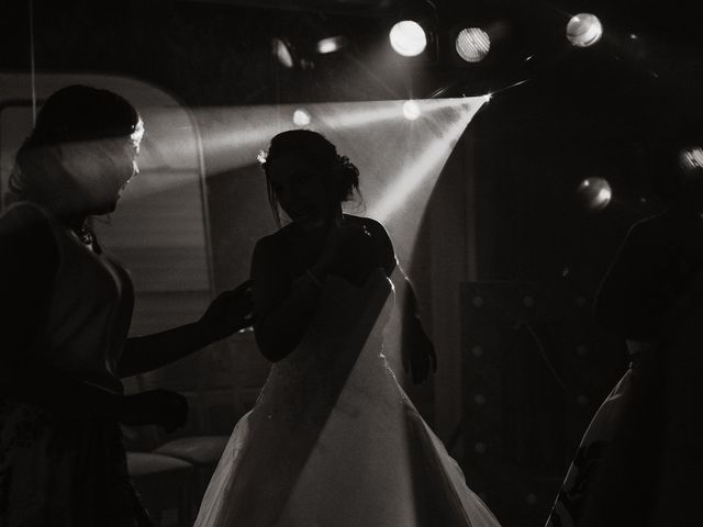 La boda de Carlos y Irene en Cervello, Barcelona 119