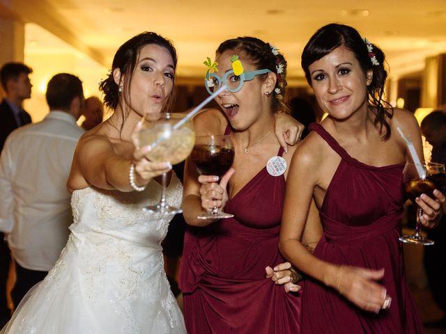 La boda de Carlos y Irene en Cervello, Barcelona 123