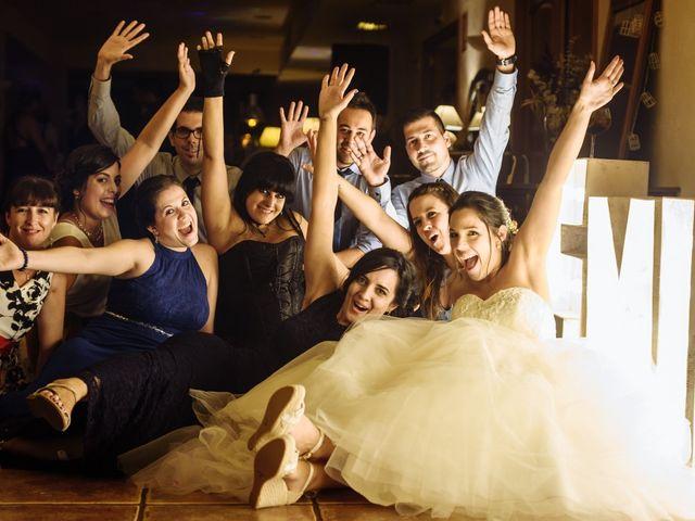 La boda de Carlos y Irene en Cervello, Barcelona 124