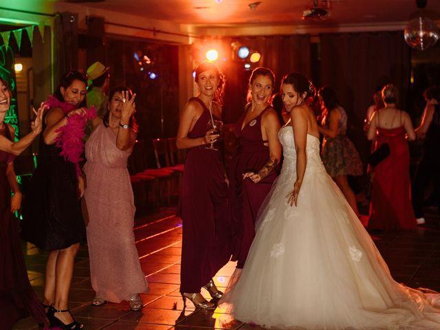 La boda de Carlos y Irene en Cervello, Barcelona 130
